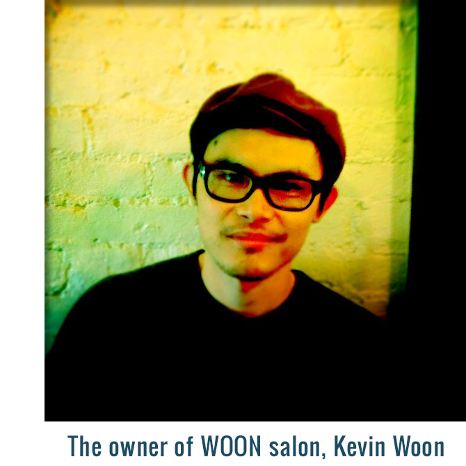 Kevin Woon with Vjpeace