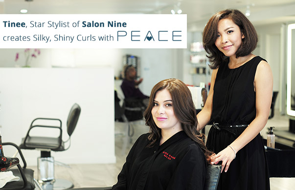 Tinee, Star Stylist of Salon Nine